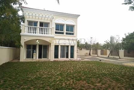 فیلا 2 غرفة نوم للبيع في مثلث قرية الجميرا (JVT)، دبي - Most Private | Corner | Unique | Must See |