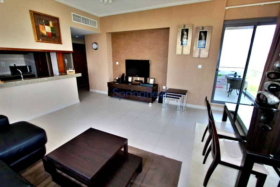 Upgarded Apt With Park/Pool Views| Furnished