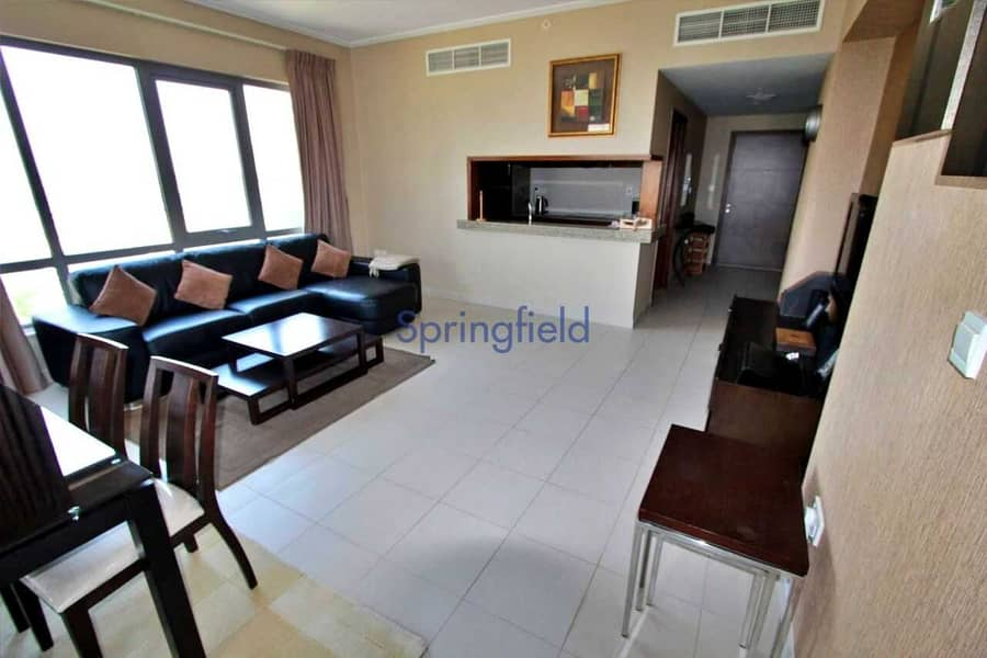 14 Upgarded Apt With Park/Pool Views| Furnished