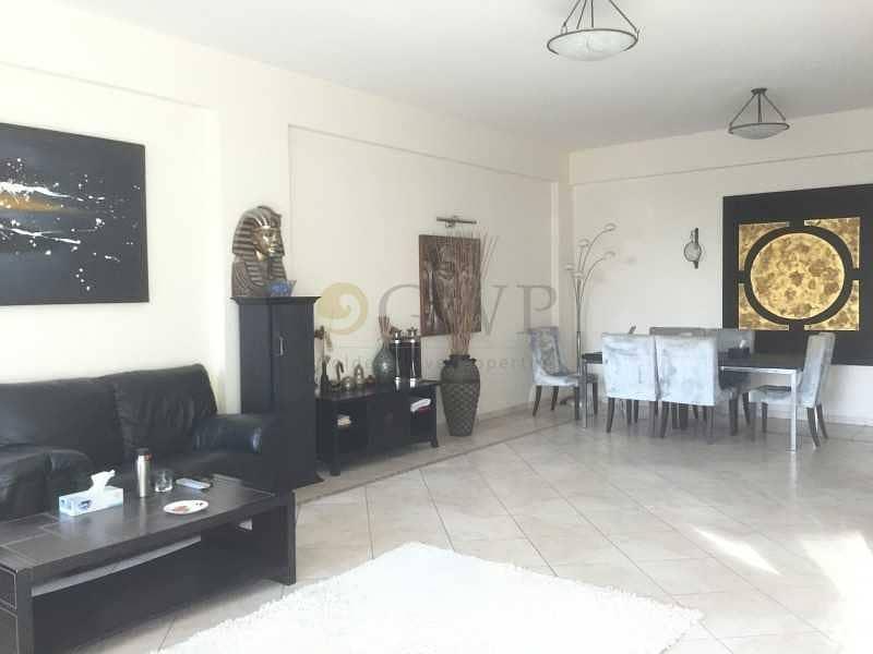 2 3-Bedroom Fully Furnished apartment Dubai Marina
