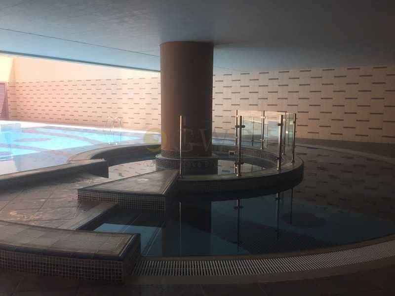 34 3-Bedroom Fully Furnished apartment Dubai Marina .