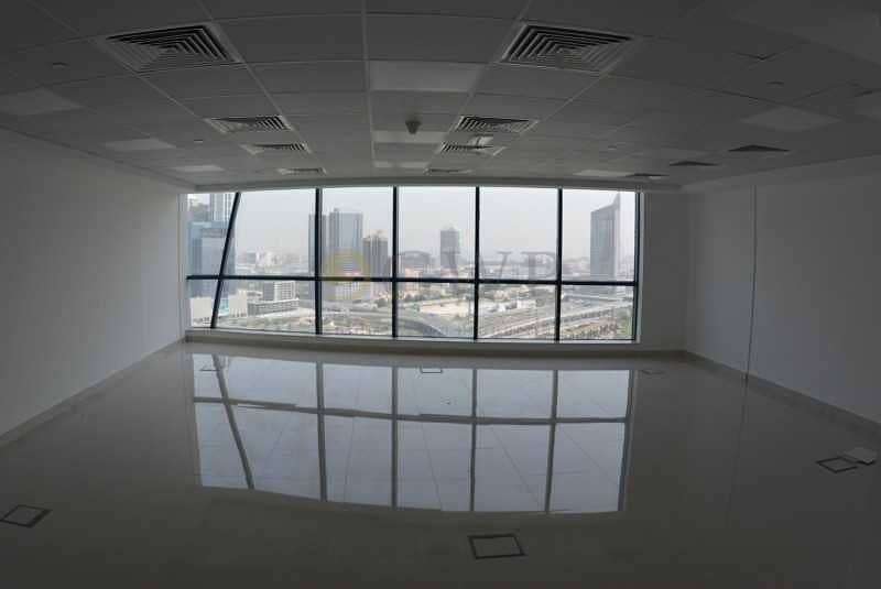 2 Fitted office with SZR and Golf course view