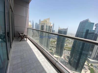 فلیٹ 4 غرف نوم للبيع في أبراج بحيرات الجميرا، دبي - Top Floor with Panoramic Views of the water