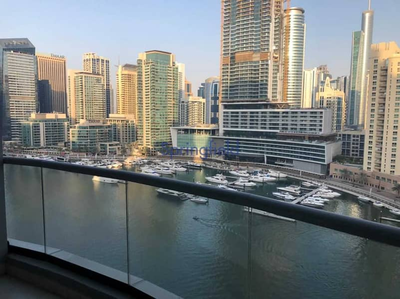 2 Full Marina View   Furnished   Chiller Free