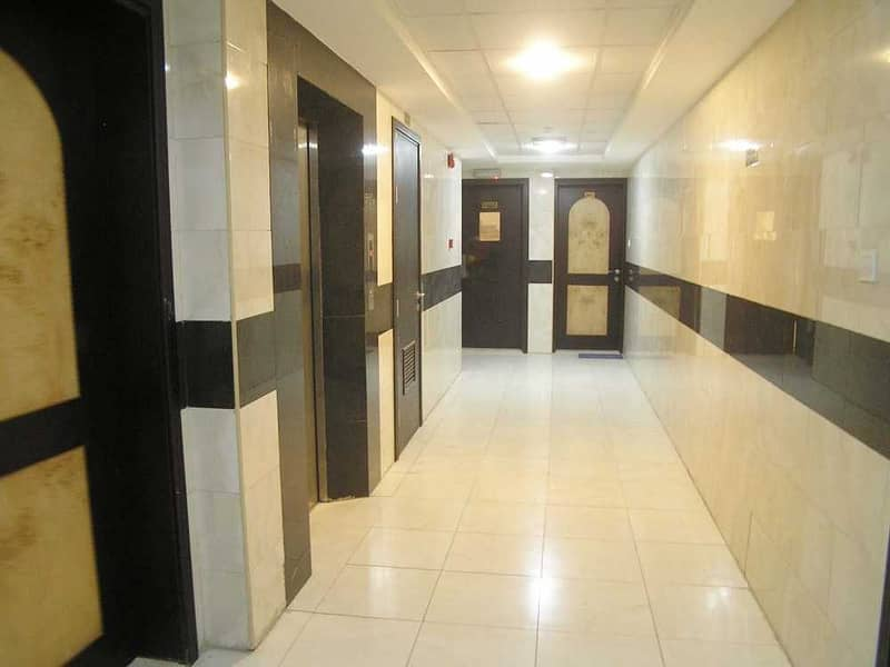 1 B/R HALL FLAT WITH SPLIT DUCTED A/C IN AL GHUWAIR AREA