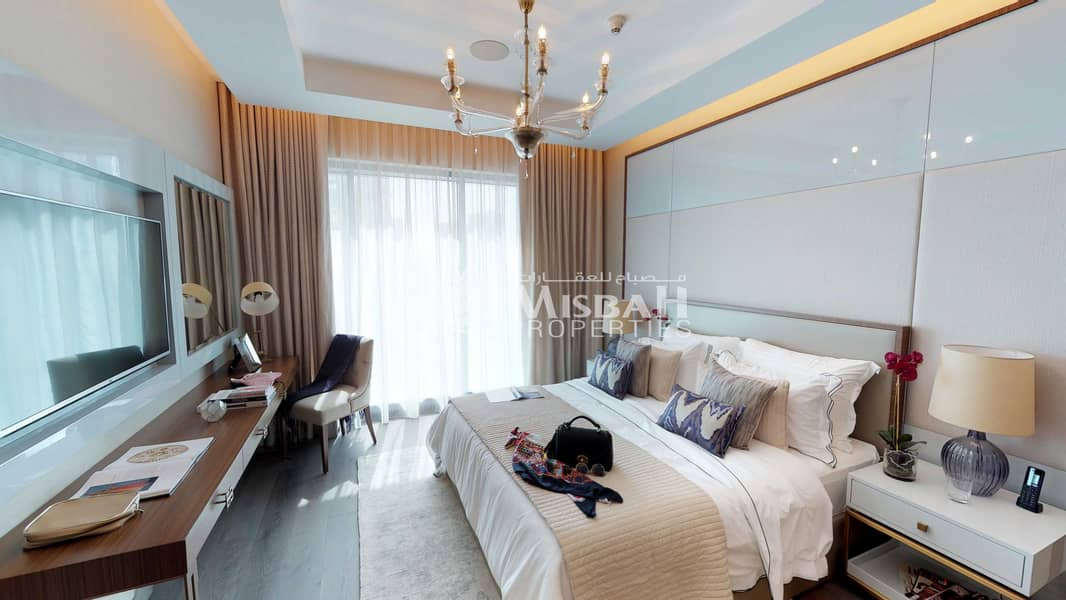 Luxury Apartment   2 Bedroom - 4 Bedroom Penthouse with Panoramic View   Downtown - Dubai.