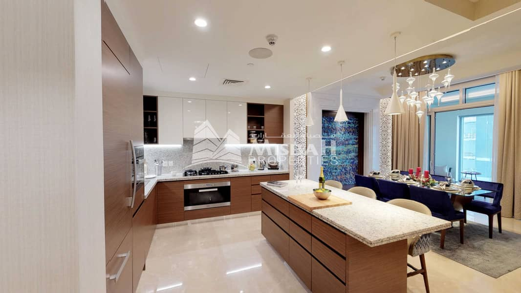 2 Luxury Apartment   2 Bedroom - 4 Bedroom Penthouse with Panoramic View   Downtown - Dubai.