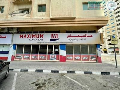 محل تجاري  للايجار في القاسمية، الشارقة - SHOP WITH ATTACHED BATH AVAILABLE  IN AL NUD AREA