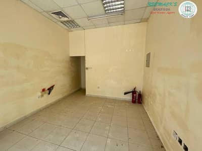 Shop for Rent in Al Nabba, Sharjah - SHOP WITH ATTACHED TOILET AVAILABLE IN NABBA AREA BEHIND MUBARAK CENTER