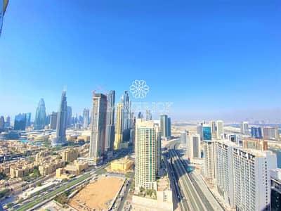 شقة 2 غرفة نوم للبيع في وسط مدينة دبي، دبي - Exclusive Furnished 2BR | Canal View | High Floor