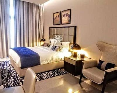 Studio for Sale in Business Bay, Dubai - Furnished New Studio   Rented   Motivated Seller
