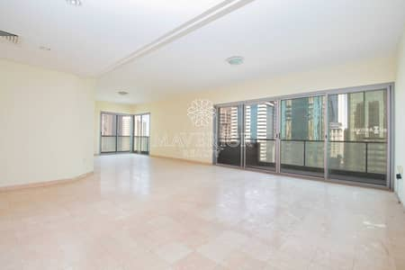3 Bedroom Apartment for Rent in Sheikh Zayed Road, Dubai - Spacious 3BR+Maids/R | Chiller Free | Near Metro