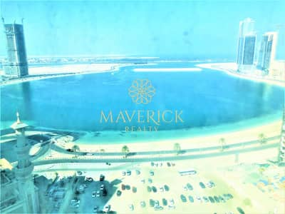 2 Bedroom Apartment for Rent in Al Mamzar, Sharjah - Sea View 2BHK   AC+Month+Parking Free   6Chqs