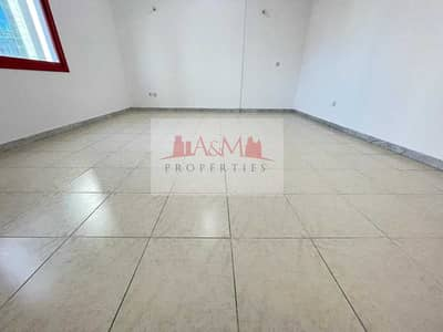 1 Bedroom Apartment for Rent in Al Nasr Street, Abu Dhabi - GREAT OFFER. : One Bedroom Apartment with Balcony in Khalidiyah for AED 45