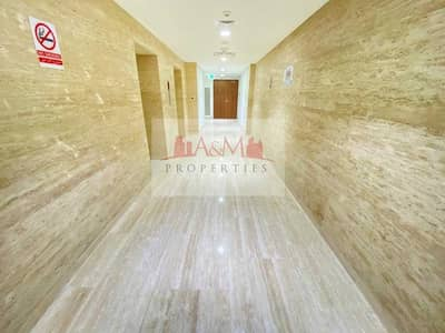 2 Bedroom Apartment for Rent in Danet Abu Dhabi, Abu Dhabi - FIRST TENANT. : Two Bedroom Apartment with Maids room