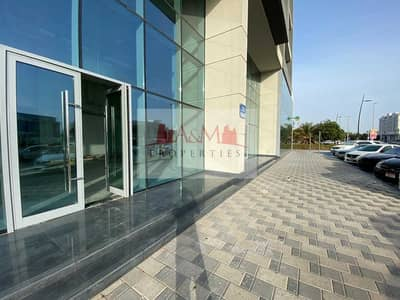 Showroom for Rent in Al Khalidiyah, Abu Dhabi - Excellent Deal. : Main road Brand new Showroom  for rent 1.5 Million only. !
