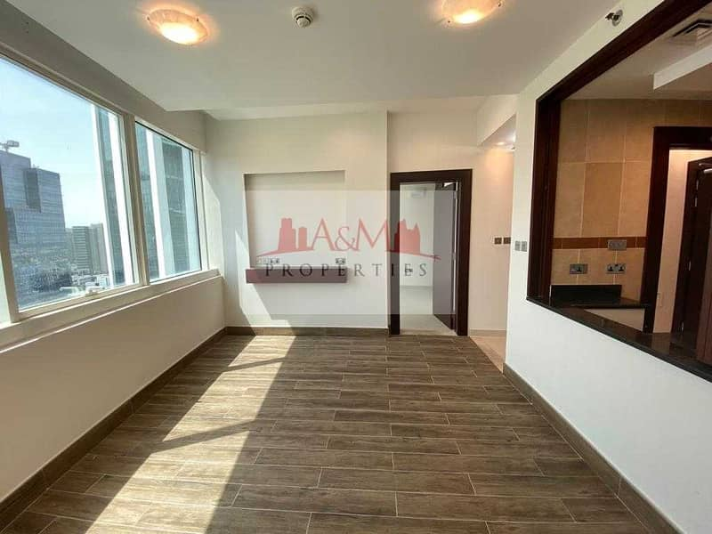 EXCELLENT OFFER. : 1 Bedroom Apartment with Basement parking and Gym in Danet Abu Dhabi for 52