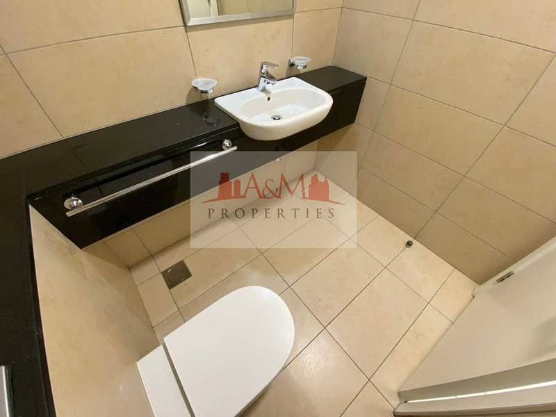 17 AMAZING DEAL. ; 1 Bedroom Apartment with Kitchen Appliances and  all Facilities in Embassy Area   for 65
