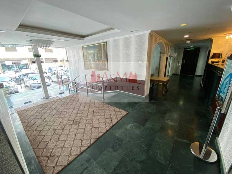 2 FULLY FURNISHED. : Studio Apartment in Al Nahyan Area 3800 AED Monthly. !!