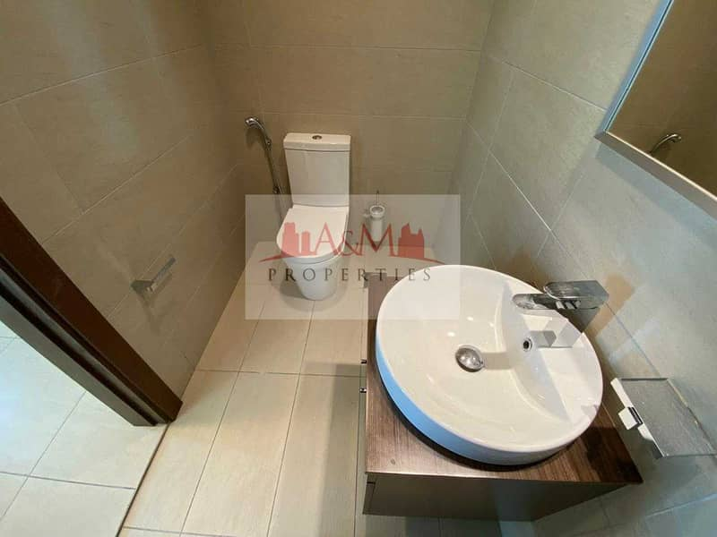 18 Premium High Standard One Bedroom Apartment with Facilities  in Danet Abu Dhabi