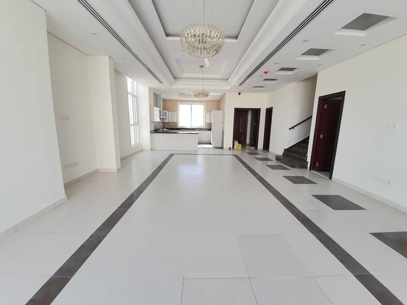 Beautiful 4bed brand new villa with open kitchen  and appliances just 105k with all facilities