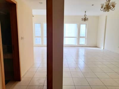1 Bedroom Flat for Rent in Al Nahda, Dubai - Limited time offer  1 Month free   Excellent Finishing 1 Bedroom hall   Chiller free with Wardrobe and 2 Bathroom   Close kitchen   Near Metro station
