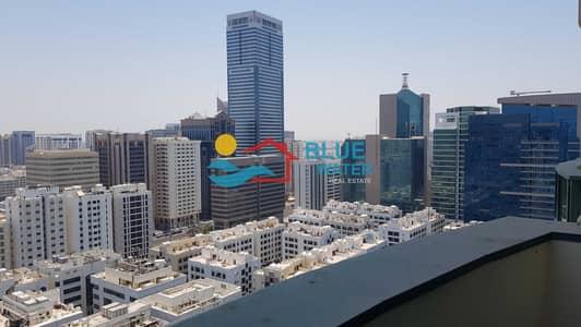 3 Bedroom Flat for Rent in Hamdan Street, Abu Dhabi - Top floor
