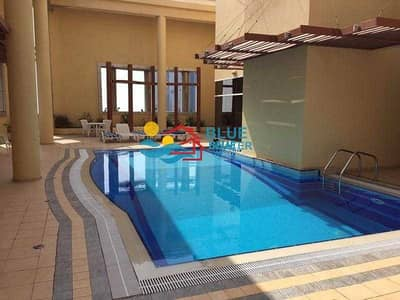 3 Bedroom Flat for Rent in Tourist Club Area (TCA), Abu Dhabi - Amazing    3 BR   Corniche   Pool and Gym