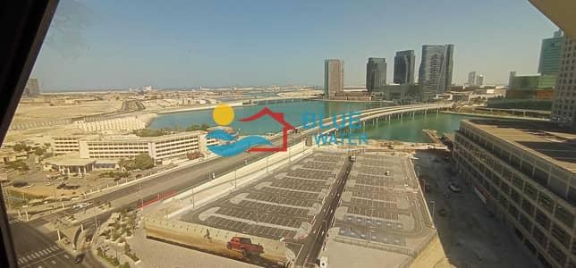 فلیٹ 4 غرف نوم للايجار في منطقة النادي السياحي، أبوظبي - No commission . 1 month free.  Parking. Seaview