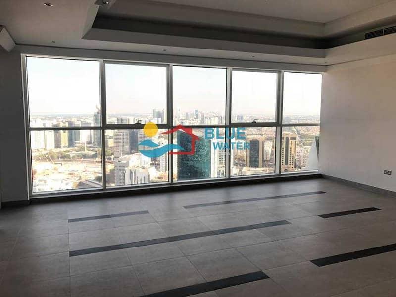 Luxury 3br | Balcony | Facilities | Corniche st.