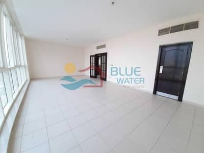 شقة 3 غرف نوم للايجار في شارع النجدة، أبوظبي - 3 BR With Maid Room Parking Pool Gym
