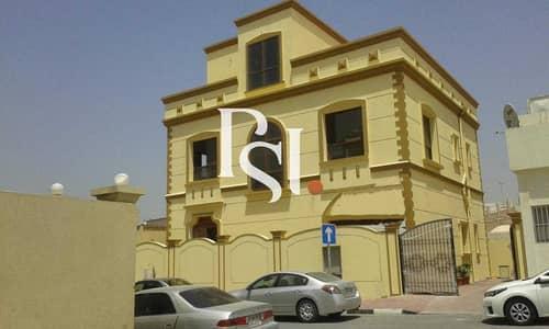 7 Bedroom Villa for Rent in Al Jafiliya, Dubai - Arabic Style 7 BR Villa/ G+1 Storey / Al Jafiliya/