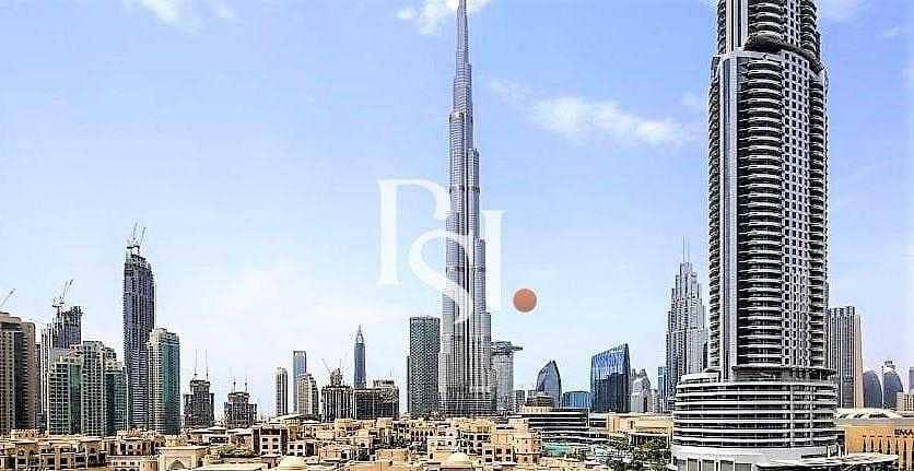 2 1 BHK / Furnished / 5 mins to Burj Khalifa