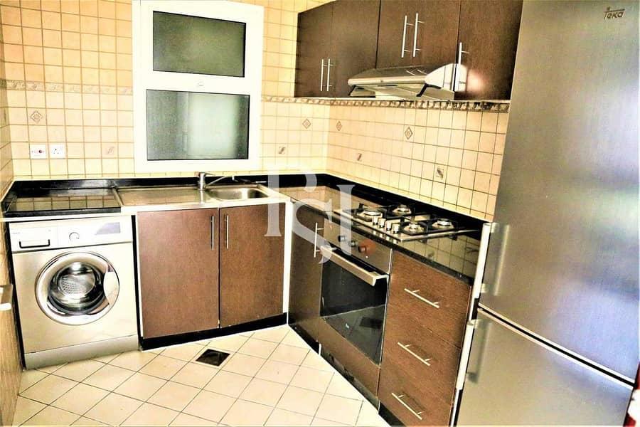 2 1BHK|Chiller + Maintenance Free|Mid Floor|12Cheqs