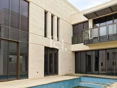 فیلا 6 غرف نوم للبيع في جزيرة السعديات، أبوظبي - Absolutely Stunning Villa with Private Pool & Garden!