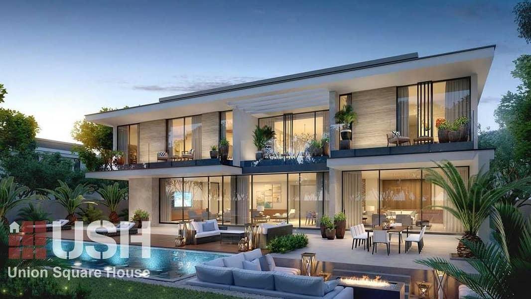 Lamborghini Villas /Dubai Hills /Emaar luxury
