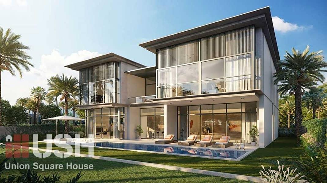2 Lamborghini Villas /Dubai Hills /Emaar luxury
