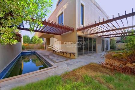 فیلا 3 غرف نوم للبيع في حدائق الراحة، أبوظبي - Corner Villa   Type A   High Quality Finishing