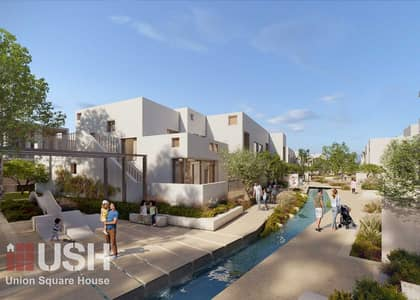 4 Bedroom Townhouse for Sale in Arabian Ranches 3, Dubai - WADI WATER VIEW! Emaar's New Urban Village ! Modern Design / Payment Plan