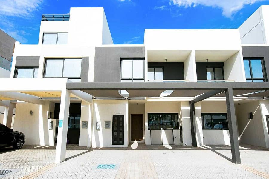 Brand New Townhouse Endearing Elegance