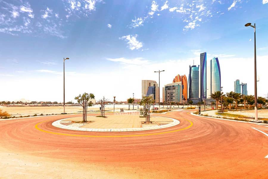 2 Own A Land with Garden View in the heart of Abu Dhabi City!