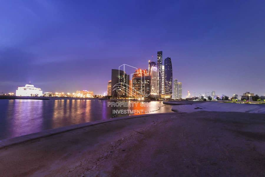 10 Own A Land with Garden View in the heart of Abu Dhabi City!