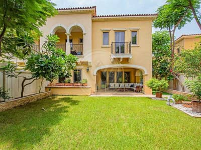 4 Bedroom Villa for Sale in Saadiyat Island, Abu Dhabi - Fantastic 4 Bed Duplex on Large Plot with Gardens