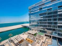 شقة في مساكن لمار شاطئ الراحة 2 غرف 110000 درهم - 5118406