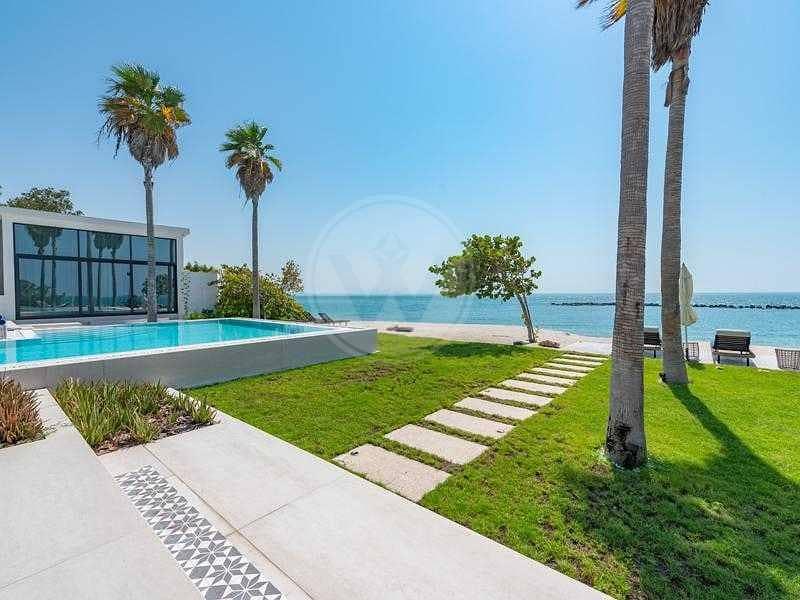 2 V Private Beachfront Estate - Largest/Most Private