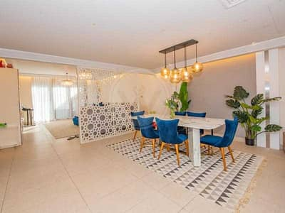تاون هاوس 3 غرف نوم للبيع في شاطئ الراحة، أبوظبي - Beautifully upgraded TH in beachfront community