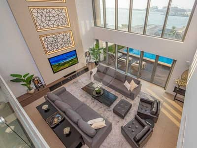 فیلا 6 غرف نوم للبيع في شاطئ الراحة، أبوظبي - Beautifully remodeled podium villa + private pool