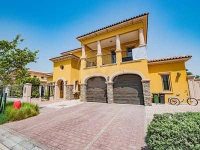 5 Bedroom Villa for Rent in Saadiyat Island, Abu Dhabi - Exclusive community l Beautifully landscaped villa