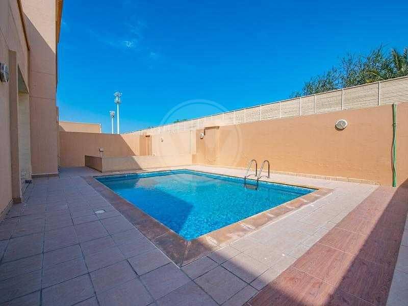 2 Huge size villa   Private pool   Private garden