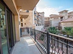 شقة في مساكن سعديات سان ريجيس شاطئ السعديات جزيرة السعديات 1 غرف 150000 درهم - 5033539